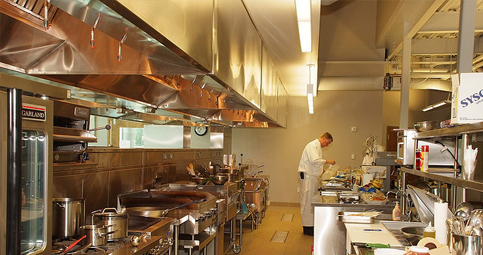 Restaurant Kitchen Hood Vents commercial kitchen hood cleaning | toronto restaurant duct exhaust
