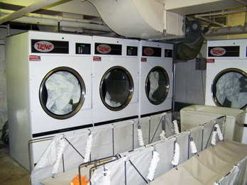 Laundry Vent Cleaning Services